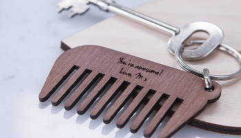 Beard Keyrings | Men's Beard