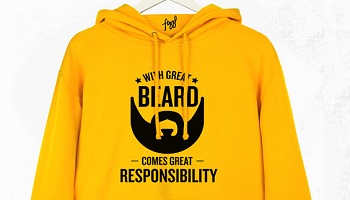 Beard Themed Jumper | Men's Beard